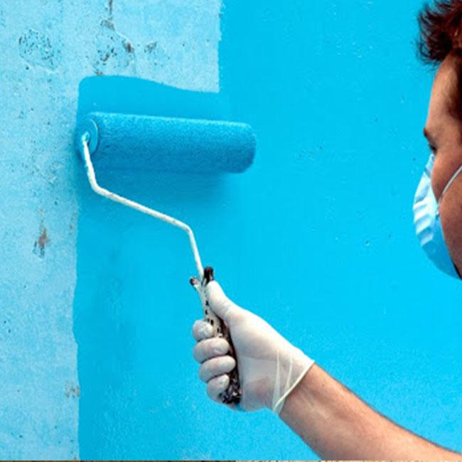 Краски для бассейнов