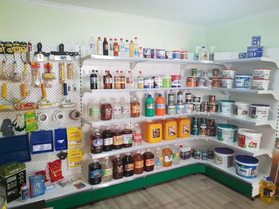 Открытие Магазина «Фонд-2» на производственной базе по адресу Серикова, 20